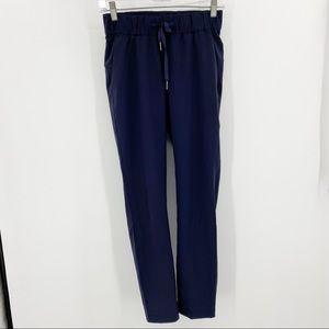 Lululemon City Navy Pants 2